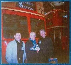 визит представителей Джд в Лондон